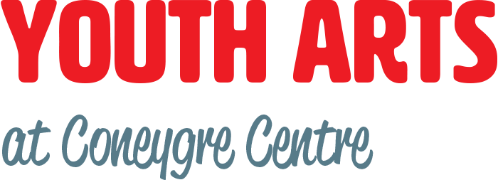 text youth arts at coneygre centre