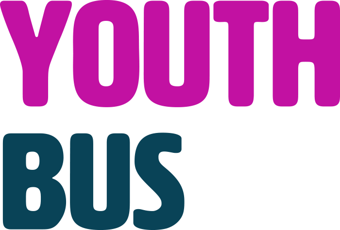 text youth bus